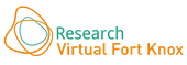 Virtual Fort Knox Research Logo transparent